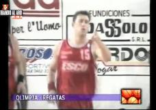 Olimpia BBC vs Regatas | 1996