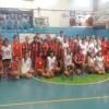 Jornada de básquet femenino en Club Ciudad