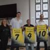 Peñarol realizó un reconocimiento a Tassello, Bosco y Marello
