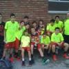 Los U13 de Olimpia salieron campeones invictos