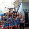 Los U15 del Club Ciudad se clasificaron a semifinales