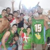 El Club Ciudad le ganó con lo justo al Deportivo Atenas
