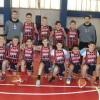 Los U13 de Olimpia BBC no pudieron avanzar en la Liga Provincial