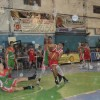 Firmat FBC se lo ganó a Club Ciudad en la última bola