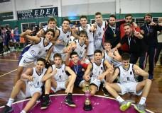 Lautaro Pascual y Nicolás Stenta campeones argentinos U15