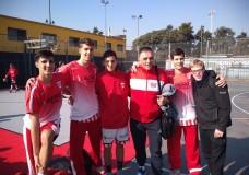 Deportivo Atenas comenzó su experiencia 3×3