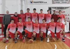 Deportivo Atenas no logró acceder al Final Four de los U19
