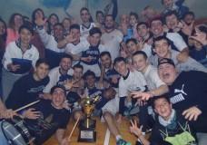 Sportsman volvió a ganarle a Peñarol y se coronó tricampeón