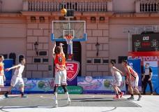 Atenas jugó en Concepción y ahora le toca ser local