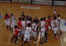 Gran triunfo del Deportivo Atenas sobre Argentino en final vibrante