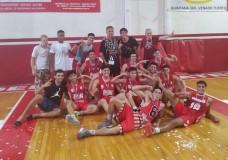 Deportivo Atenas campeón en la categoría U19