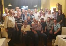 Gran encuentro de ex-basquetbolistas de la Venadense