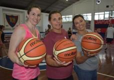Girl Power: jugadoras de Elortondo a la Selección Nacional de Maxibásquet