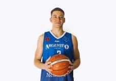 Franco Montemagio jugará en Racing de Chivilcoy