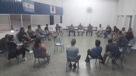 La Asociación Venadense tuvo su última reunión del año