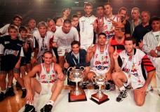 Mario Capobianco: «El Olimpia de 1996 es el equipo más recordado de la Liga Nacional»