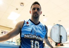 Damian Palacios descansa en Rosario