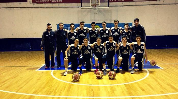 En Avellaneda. Selección U15 de la Asociación Venadense.