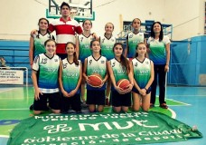 Participación municipal en la Liga Femenina de básquet