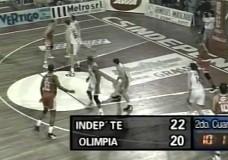 Olimpia BBC vs Independiente de Pico | 1996