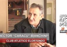 Héctor «Caracu» Bianchini | Glorias de nuestro básquet