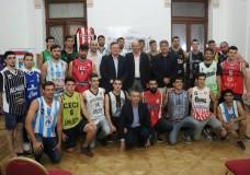 Se realizó la presentación y se armaron los grupos de la Copa Santa Fe