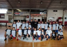 Exitoso Campus de Julián Pagura en Venado Tuerto