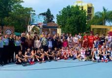 Atenas y una nueva Parada en la Liga 3×3