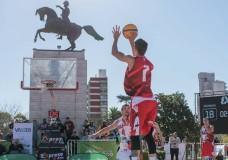 Quimsa se quedó con el título en la Parada de la Liga 3×3 en Venado