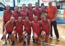 El básquet femenino de Atlético define el campeonato en casa