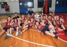 Olimpia BBC se coronó campeón invicto en U15