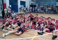 Olimpia BBC se coronó campeón en la U17