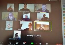 Hubo reunión virtual en la Asociación Venadense