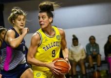 Paula Budini, la venadense que triunfa en el básquet argentino